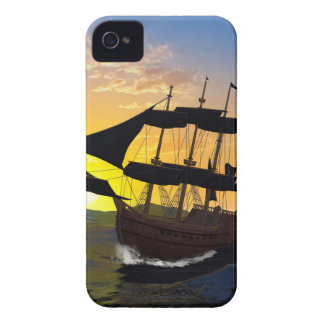 Pirate ship Case-Mate iPhone 4 cases