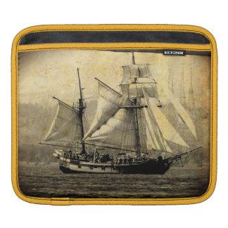 Pirate Ship I Pad sleeve