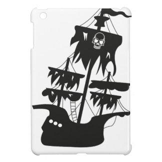 Pirate ship iPad mini case