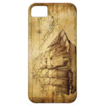 pirate ship iPhone 5 cover