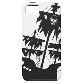 Pirate ship iPhone SE/5/5s case