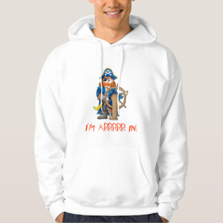 Pirate Ship It Hoodie