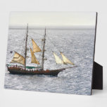 Pirate Ship Plaques