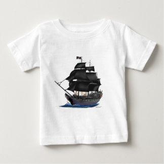 PIRATE SHIP.PNG BABY T-Shirt