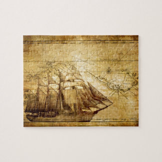 pirate ship jigsaw puzzles