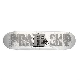 Pirate Ship. Sailing Ship. Skateboard Deck
