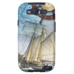 Pirate Ship Samsung Galaxy S3 Covers