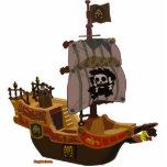 Pirate Ship Sculpture Photo Sculpture