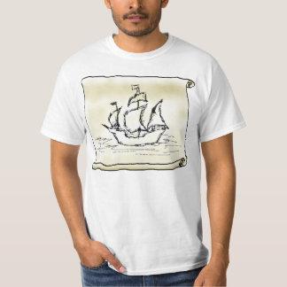 Pirate Ship. T Shirt