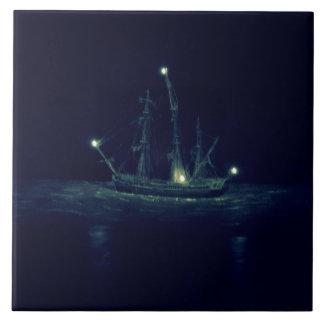 Pirate Ship Tile