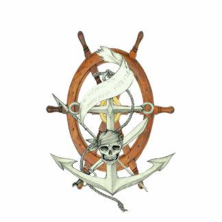 Pirate Sigil Statuette