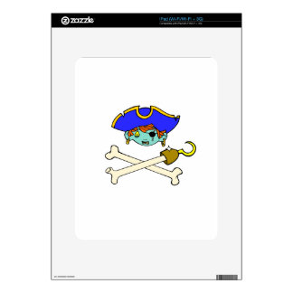 pirate skins for the iPad