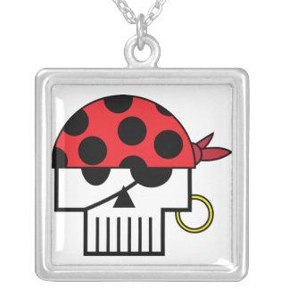 Pirate Skulicon Necklace