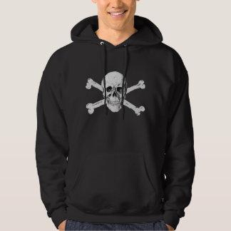 Pirate Skull and Crossbones Hoodie