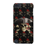 Pirate Skull And Hat iPod Touch (5th Generation) Covers