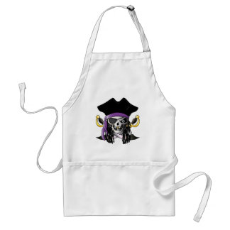 'Pirate Skull' Apron