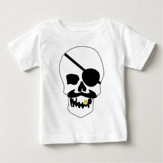 Pirate Skull Baby T-Shirt