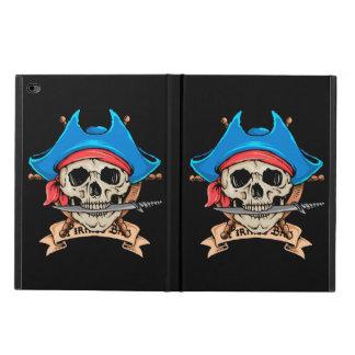 Pirate Skull Biting Knife Powis iPad Air 2 Case