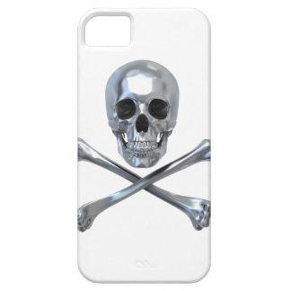 Pirate Skull Bones iPhone SE/5/5s Case