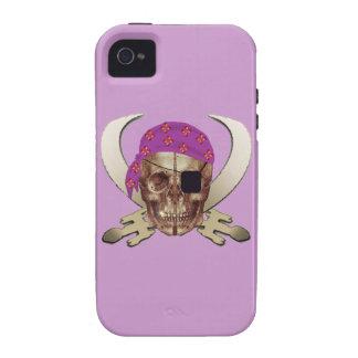 Pirate Skull iPhone 4/4S Case