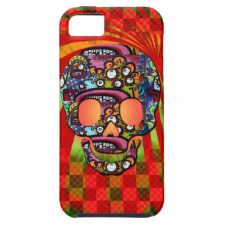 pirate skull iPhone 5 cover