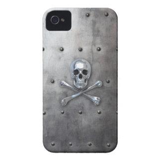Pirate Skull iPhone 4 Case-Mate Case