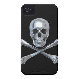Pirate Skull iPhone 4 Cover