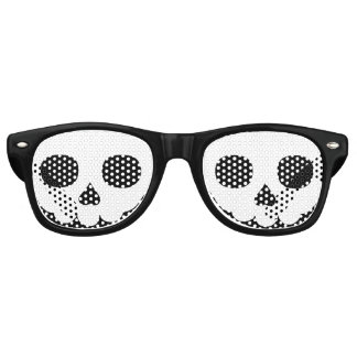 Pirate Skull Party Shades