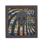 pirate skull premium trinket boxes