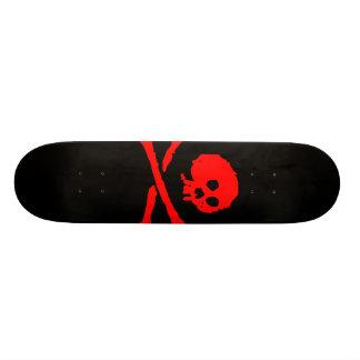 Pirate Skull Skateboard