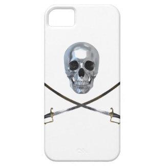 Pirate Skull Swords iPhone SE/5/5s Case