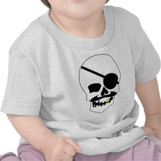 Pirate Skull T Shirt