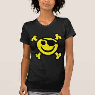 Pirate Smiley Tshirt