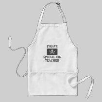 Pirate Special Ed. Teacher Aprons