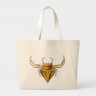 Pirate Spiders Canvas Bags