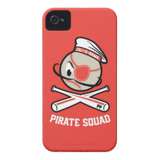 Pirate Squad Blackberry iPhone 4 Cover
