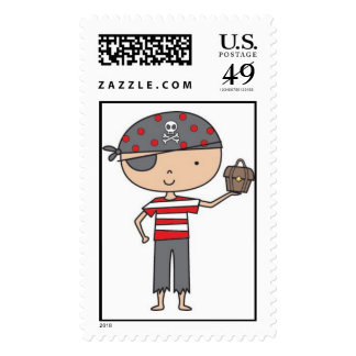 Pirate Stamps