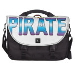 Pirate Star Tag v2 Laptop Bags
