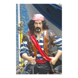 Pirate Stationery Paper