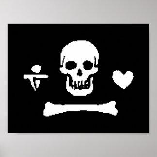 pirate-stede-bonnet poster