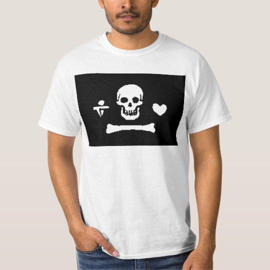 pirate-stede-bonnet T-Shirt
