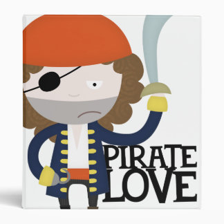 Pirate stereotype binder