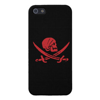 Pirate Swag Custom iPhone Case