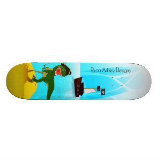 Pirate T-Rex Board Skateboard