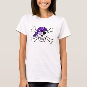 c7a53dae Heart Pirates T-Shirts - T-Shirt Design & Printing | Zazzle