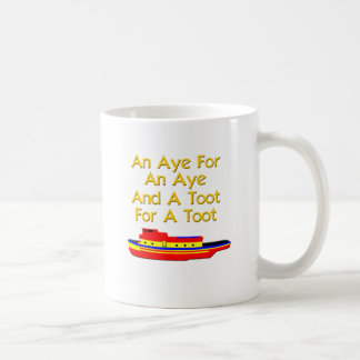Pirate Talk Coffee Mug