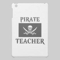 Pirate Teacher iPad Mini Case
