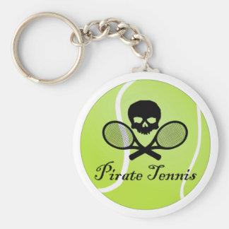 Pirate Tennis w/ Tennis Ball Keychain