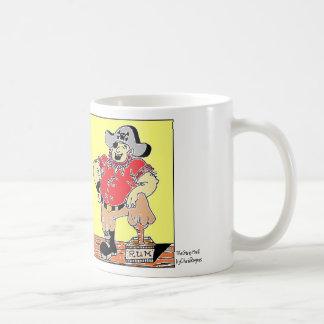 PIRATE, TheStripMallbyChrisRogers Mug
