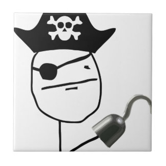 Pirate Tile
